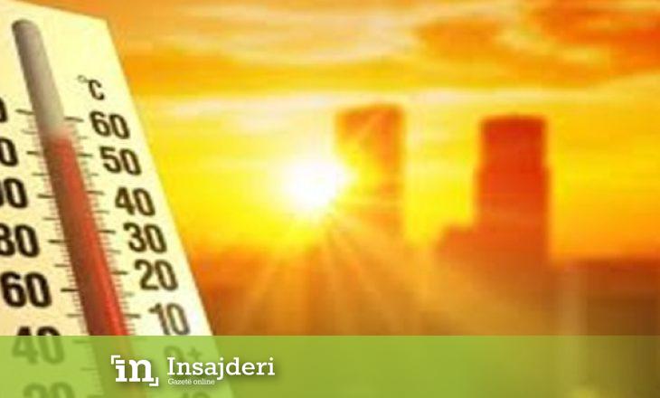 Rekorde botërore të temperaturave të larta në Arabinë Saudite dhe Kuwajt!