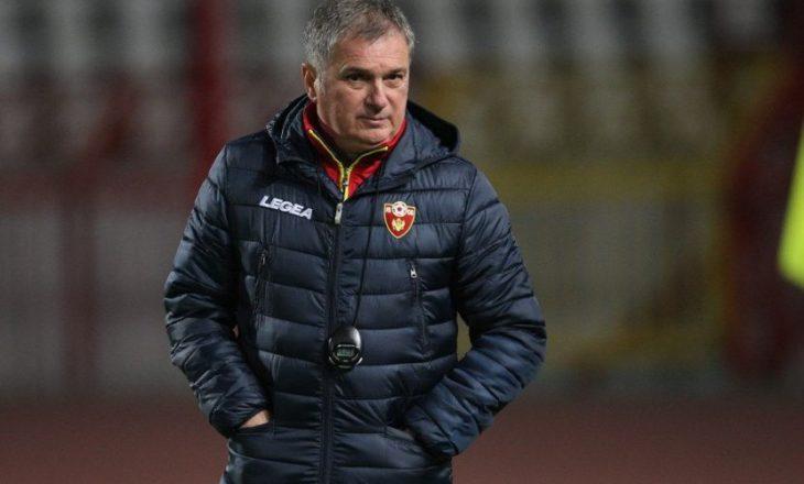Gazetari i njohur: Trajneri i Malit të Zi është shqiptar, jo serb – vetë ma ka thënë