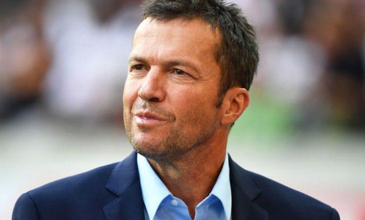 Matthaus zbulon planin e Ronaldos