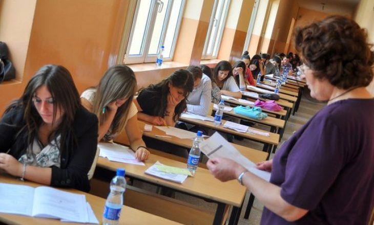 26 mijë maturantë i nënshtrohen nesër Testit të Maturës, udhëzohen masat anti-COVID