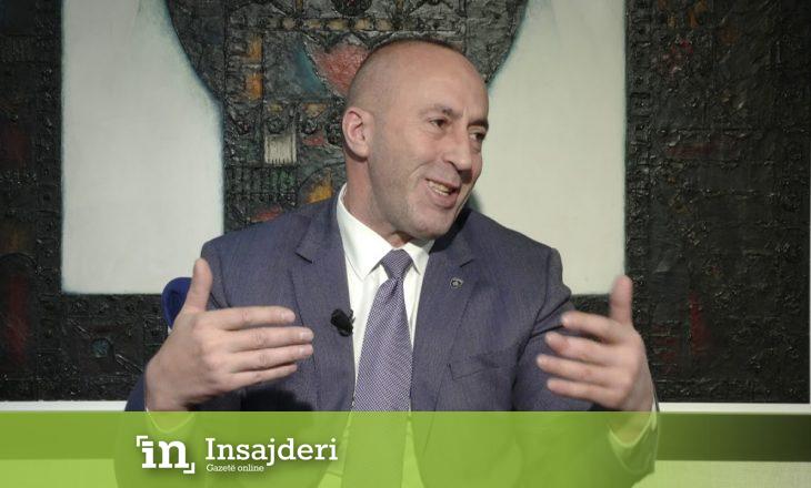 Haradinaj: Dëshirojmë të jetojmë me vendet e lira