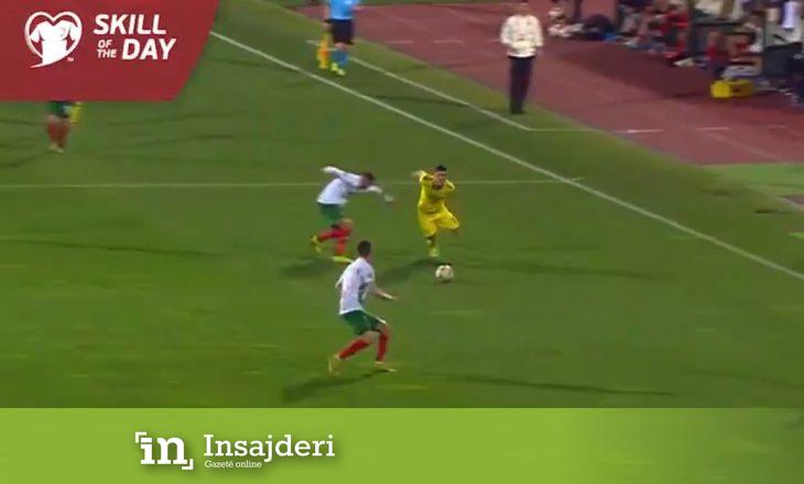 UEFA kujton momentin kur Rashica e turpëroi Bullgarinë midis Sofjes