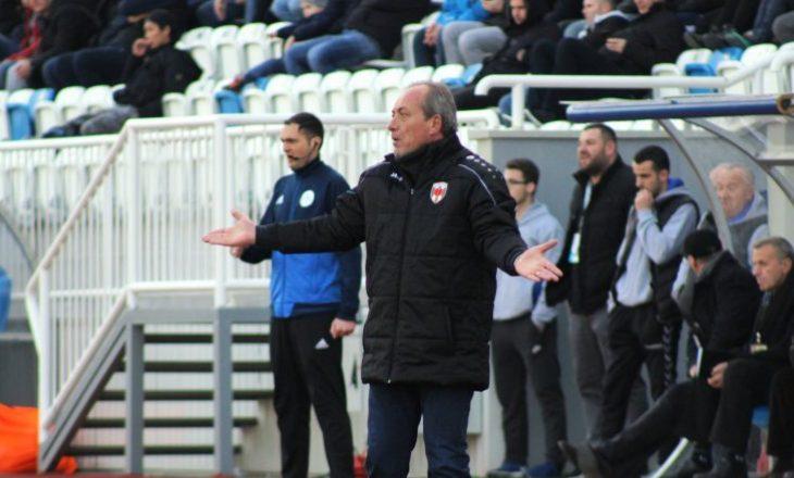 """Prishtina """"tradhton"""" Josën, në bisedime me këtë trajner"""