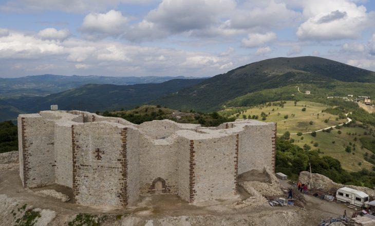 Si pasojë e mbylljes së Kalasë bie numri i vizitorëve në Novobërdë