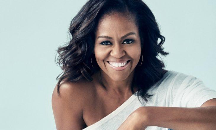 Michelle Obama i shkruan letër këngëtares shqiptare