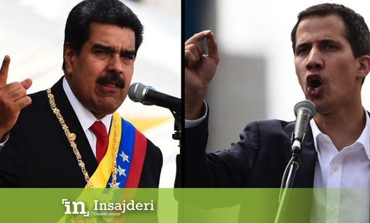 Bisedimet për Venezuelën zhvendosen në Suedi