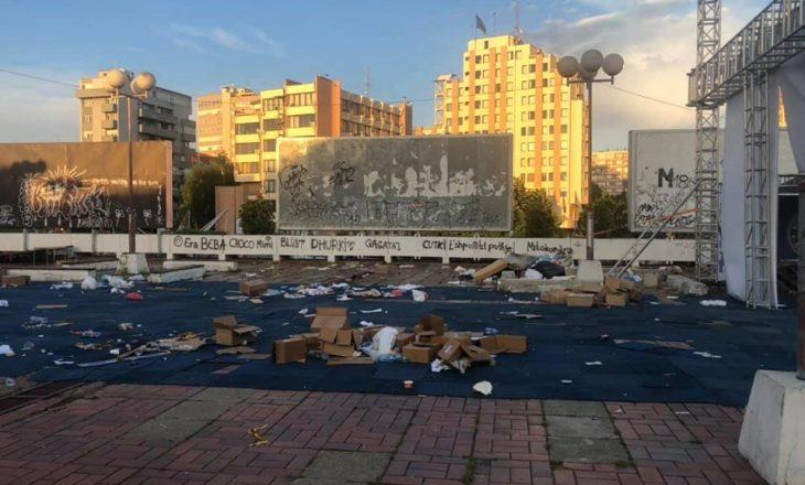 Sqarimi i Shoqatës së Botuesve të Kosovës për mbeturinat në panairin e librit