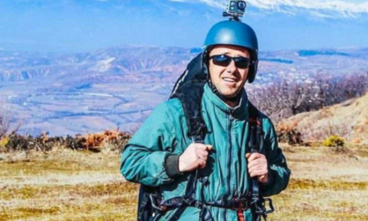 Shqiptari 27-vjeçar vdes pas rrëzimit me parashutë
