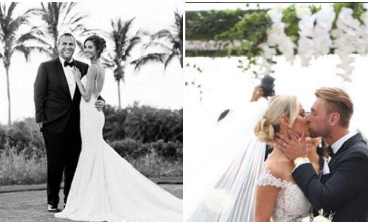 Të martuara me të huaj, këto janë të famshmet shqiptare që zgjodhën partnerë jo shqiptarë