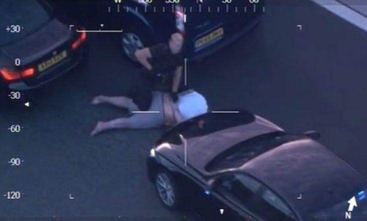 Policia britanike publikon pamje të njërit prej aksioneve më të mëdha ndonjëherë