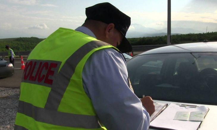 Aksion i Policisë në këtë pjesë të Prishtinës, shqiptohen gjoba me të madhe