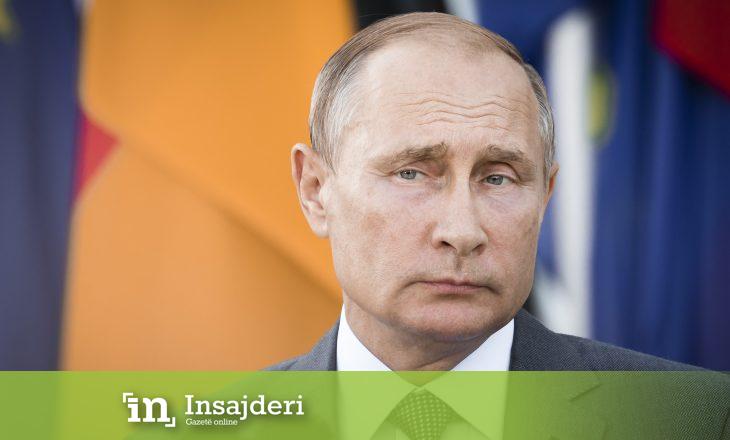 Putin nënshkruan projekt-ligjin që e lejon të qëndrojë në zyrën presidenciale edhe për dy mandate