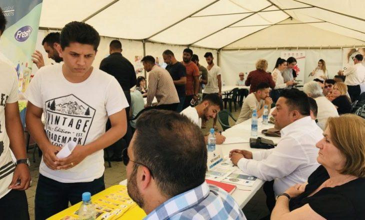 OSBE organizon panairin e dytë vjetor të punësimit për komunitetin RAE të Kosovës