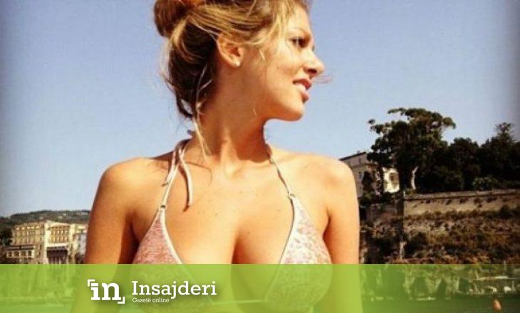 E dashura e yllit të Barcelonës pozon në bikini