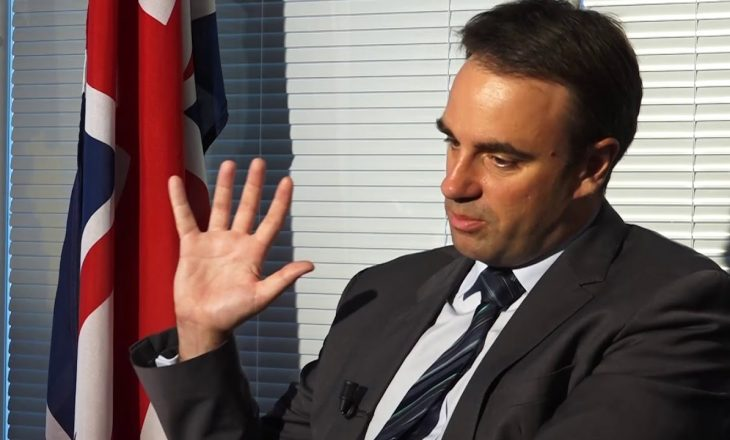 O'Connell arsyeton deklaratat e tij për Kosovën: Miqtë ia thonë njëri-tjetrit të vërtetat