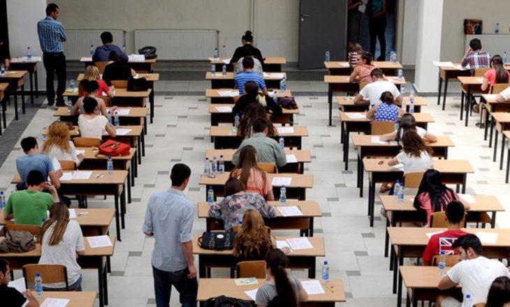 53 nxënës përjashtohen nga testi i maturës në Gjilan e Ferizaj
