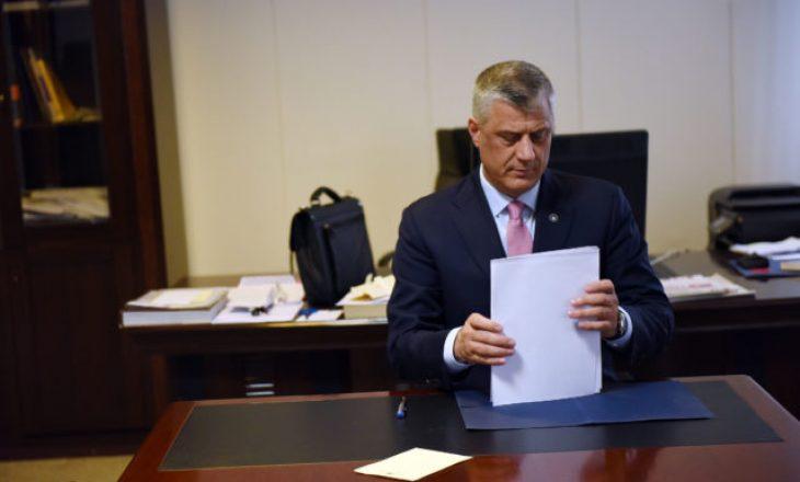 Agjenti i BIA-s i shkarkuar nga presidenti është vëllai i shokut të Hashim Thaçit