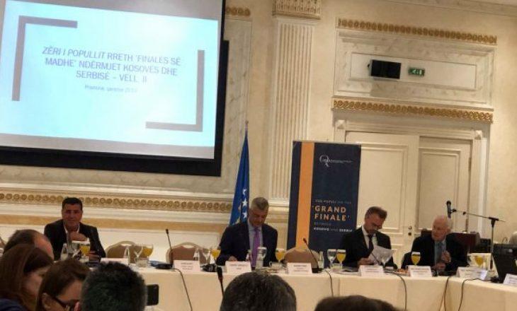 Thaçi: Rajoni mund të destabilizohet shkaku i Kosovës dhe Serbisë