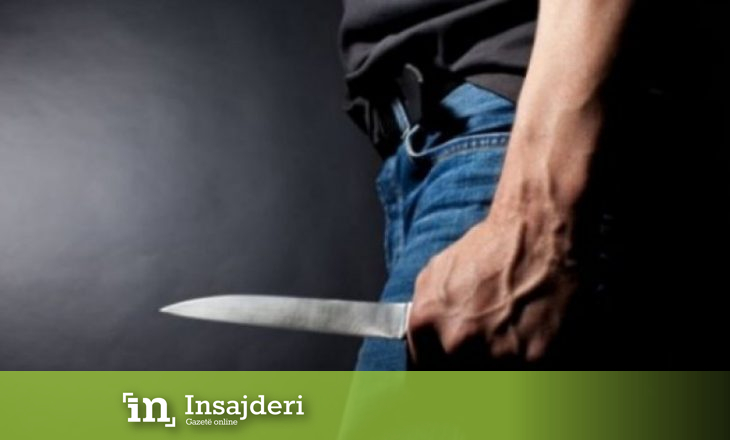 Theret me thikë një i mitur në Gjilan
