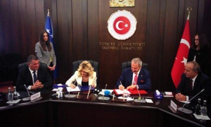 Gjashtë vjet pas nënshkrimit hyn në fuqi Marrëveshja e Tregtisë së Lirë ndërmjet Kosovës dhe Turqisë