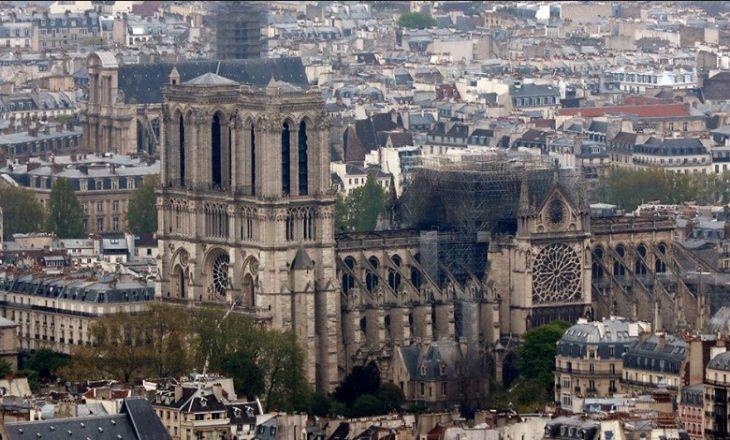 Dy muaj pas zjarrit, zhbëhen premtimet për Notre Dame