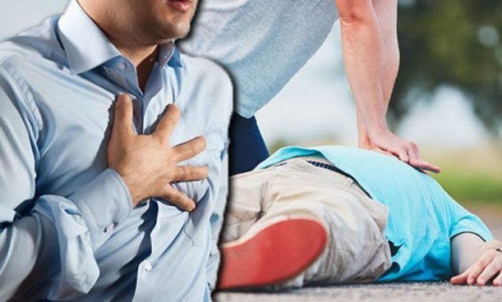 Shkencëtarët zbulojnë pesë shenjat e hershme të sulmit në zemër