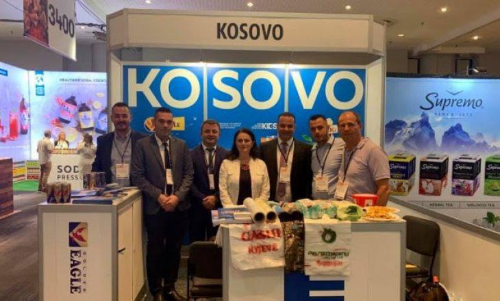 """Kosova pjesë e panairit  """"Fancy Food Show"""" në New York"""