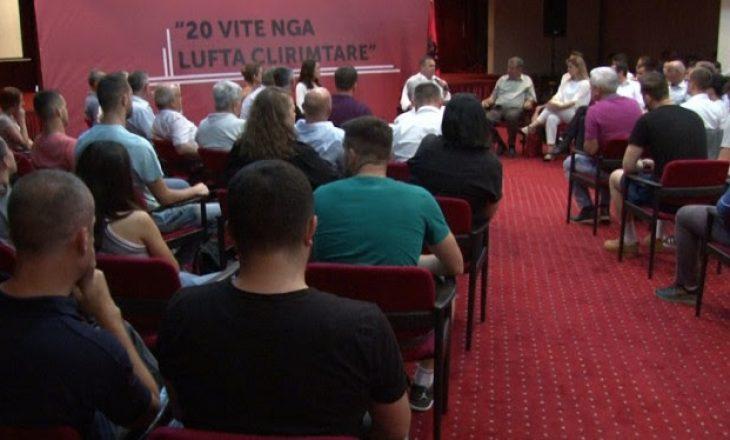 Selimi: Janë shpallur heronj të Kosovës varësisht nga ndërhyrjet