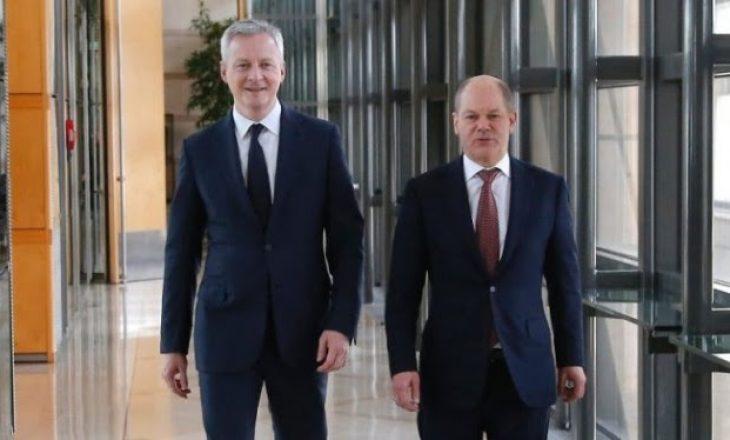 Berlini dhe Parisi pranë krijimit të buxhetit të përbashkët të eurozonës