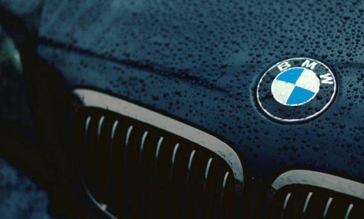 BMW regjistron rritje të fuqishme