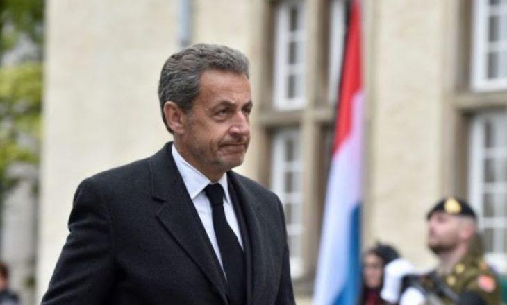 Ish-presidenti francez sërish nën hetime