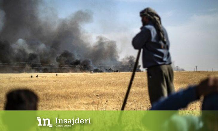 Lufta për grurin: Në Siri, dhjetë të vdekur nga zjarrvëniet e qëllimshme