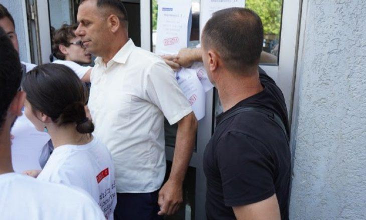 """""""PDK duhet t'i kërkojë falje pjesëtarëve të marshit protestues të shoqërisë civile"""""""