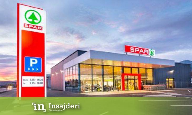Gjigandi botëror SPAR hap pikën e tretë në Swiss Mall në Prishtinë