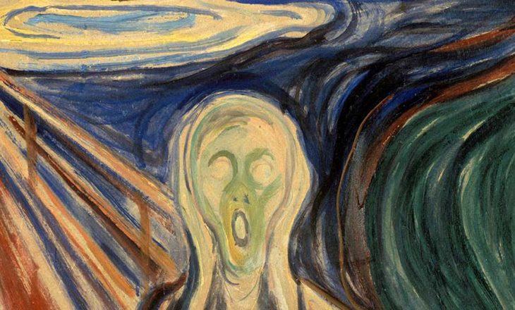 Fotografitë personale, pak të njohura të piktorit Edward Munch