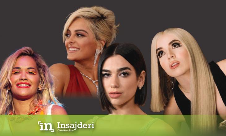 Rita Ora, Dua Lipa, Bebe Rexha apo Ava Max?