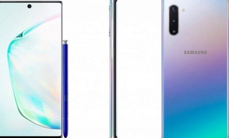 Zbulohet çmimi i Samsung Galaxy Note10 dhe Note10+