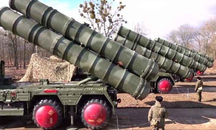 Turqia sfidon SHBA, mbërrin sistemi rus S-400