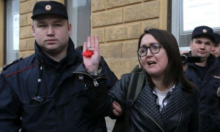 Vritet aktivistja e komunitetit LGBTI në Rusi