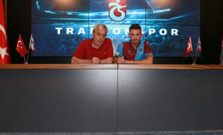 Kjo është paga milionëshe e Avdijajt te Trabzonspor
