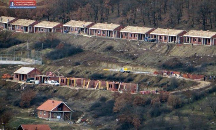Shqiptarët në veri të Mitrovicës të shqetësuar nga ndërtimi i shtëpive nga serbët