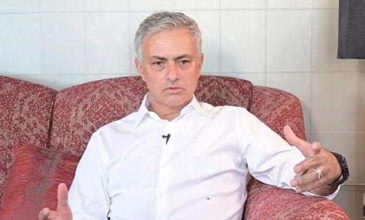 """Mourinho """"zbulon"""" të ardhmen"""
