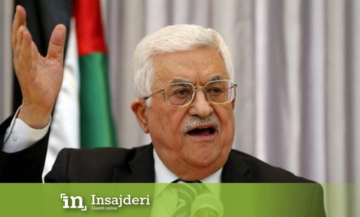 Abbas paralajmëron tërheqjen nga marrëveshjet me Izraelin