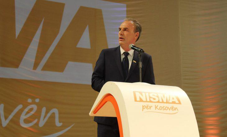 Nisma pjesë e qeverisë teknike? – Fatmir Limaj tregon vendimin
