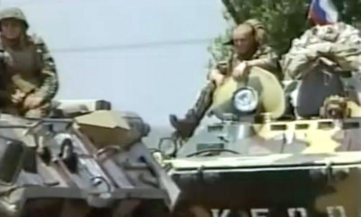 Gjenerali rus i bie 'pishman' që kishte hequr dorë nga uzurpimi i aeroportit të Prishtinës në vitin '99