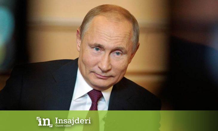 Gati 40 për qind të rusëve nuk duan Putinin për president