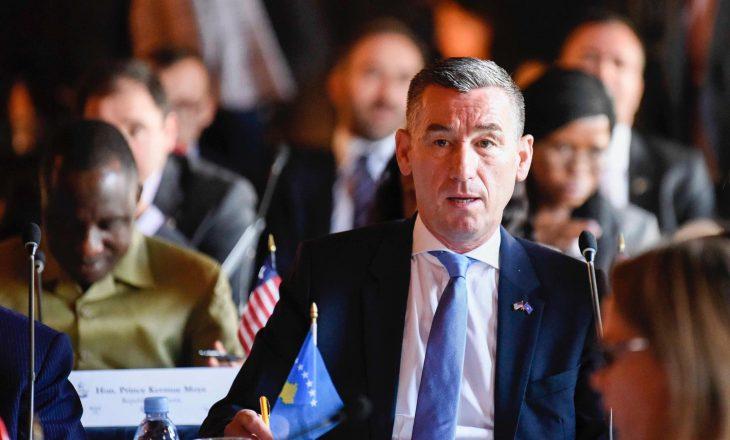 Veseli pjesë e forumit parlamentarë në Washington – kërkon njohjen e Kosovës