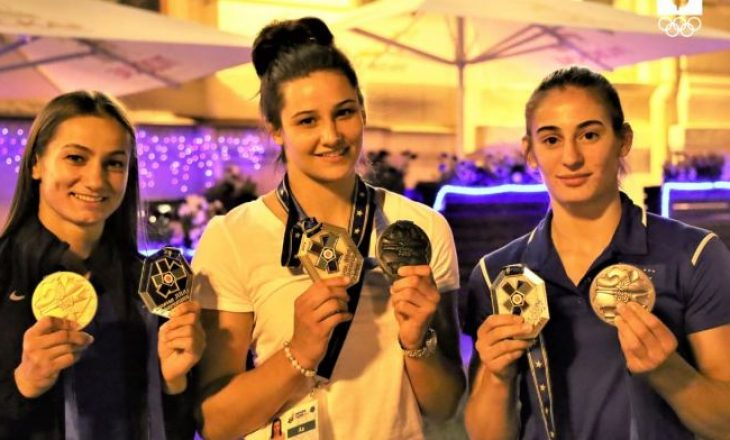 Kosova synon pesë medalje në Grand Prix Budapest