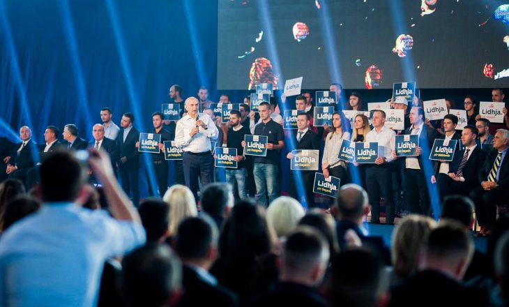 LDK deklarohet kundër qeverisë teknike – flet për koalicionet zgjedhore