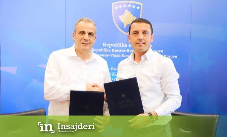 Ministri Gashi nënshkruan memorandume bashkëpunimi me komunën e Shtimes
